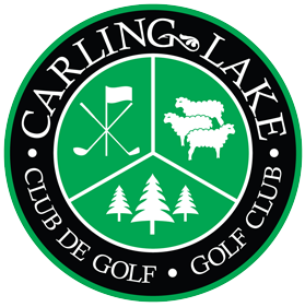 club golf carling lake logo1 puits 4 saisons. Black Bedroom Furniture Sets. Home Design Ideas